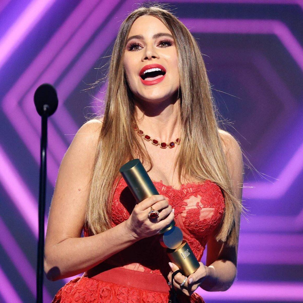 Sofia vergara people's choice awards