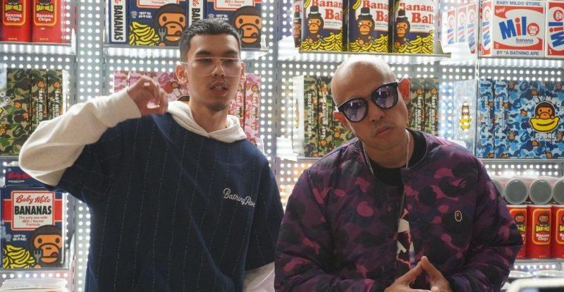 Joe Flizzow Bikin Video Muzik Dengan Mk Dan Jay Park?