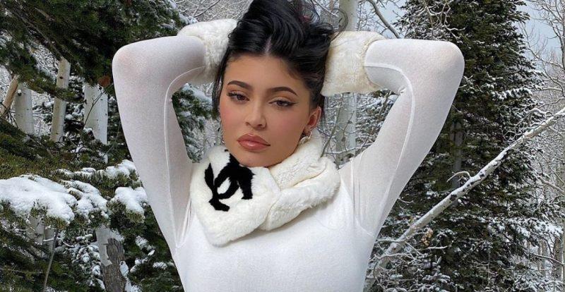 Kylie Jenner, Trik 'Upgrade' Gaya Winter