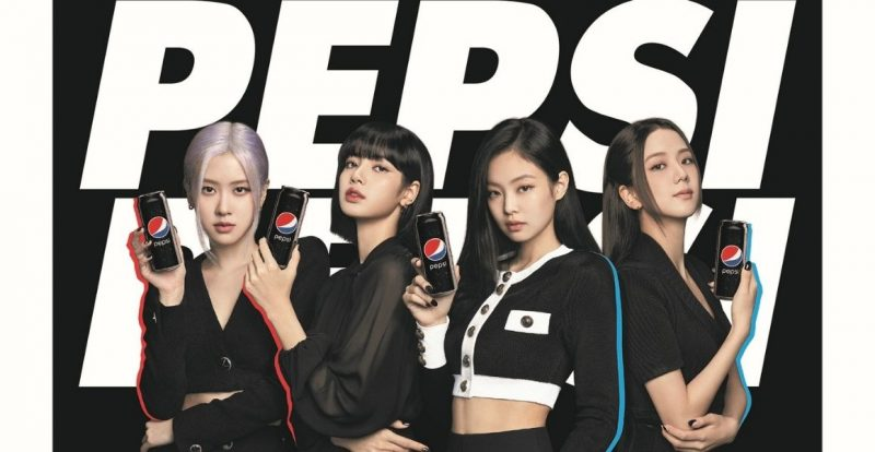 Pepsi Gegarkan Industri Kola Dengan 'PEPSI X BLACKPINK'