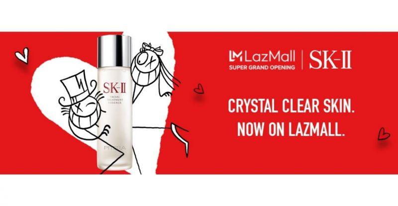 SK-II Bawakan Pengalaman Paling Ditunggu-tunggu Di LazMall