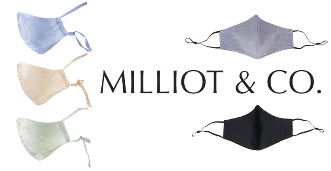 Milliot & Co Pelitup Muka Satin
