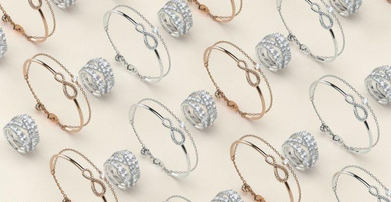 Swarovski Temukan Perhiasan Indah Sempena Hari Kekasih