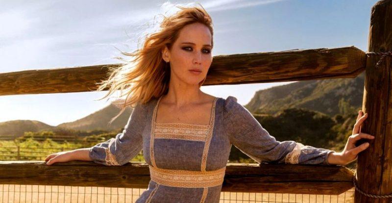 Jennifer Lawrence Tercedera Akibat Letupan Di Set Penggambaran