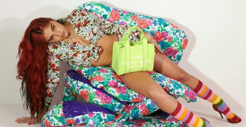 Lourdes Leon, Muse Kempen Fesyen Baharu Marc Jacobs