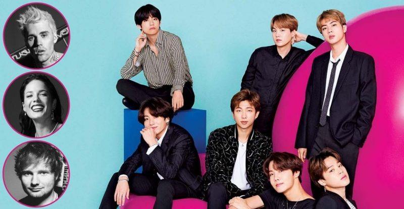 10 Peminat Tegar BTS Di Kalangan Selebriti Hollywood