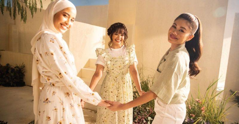 H&M Summer Stories, Tampilkan Trio Selebriti; Yaya Zahir, Bella Dally & Azira Shafinaz