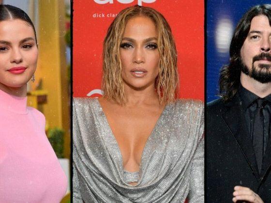 Selena Gomez, J.Lo, Foo Fighters Bergabung Untuk Konsert Vaksin Covid-19