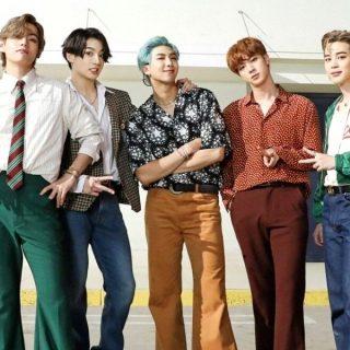 BTS Tayang Warna Rambut Baharu Sempena Pelancaran Lagu Butter