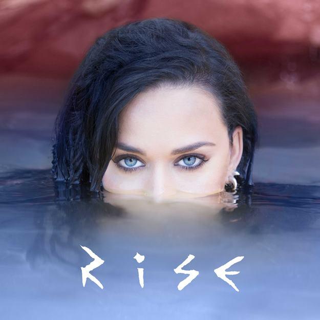 Katy Perry - Rise Packshot (JPG)