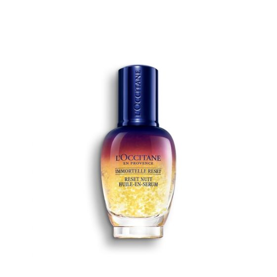 L'Occitane-Immortelle Reset Overnight Reset Oil-In-Serum (30ml)