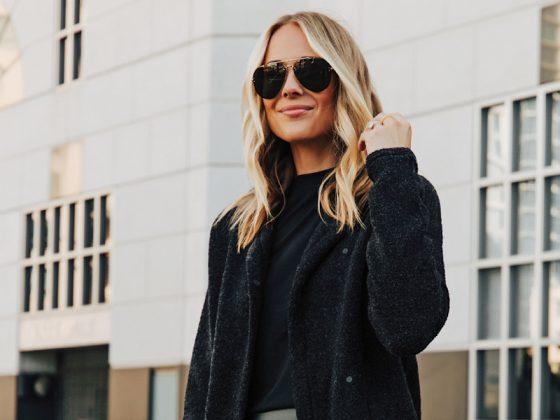 Stailkan Hujung Minggu Anda Dengan Fesyen Yang Sederhana