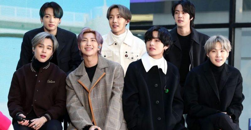 BTS, Artis Korea Pertama Muncul Dalam MTV Unplugged