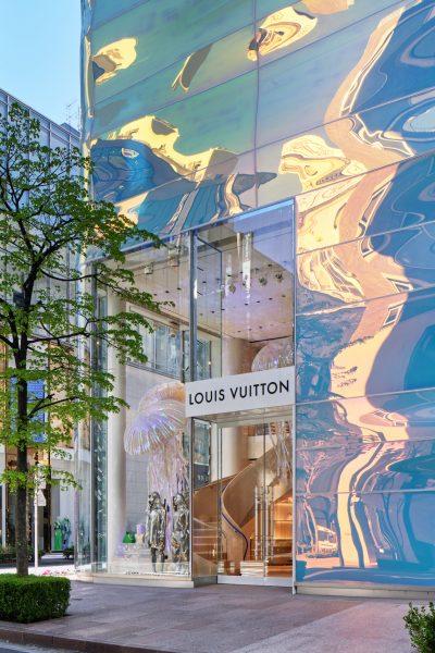 Louis Vuitton Ginza Namiki