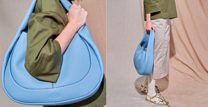 TOD'S Shirt Bag, Tawar Reka Bentuk Beg Yang Unik