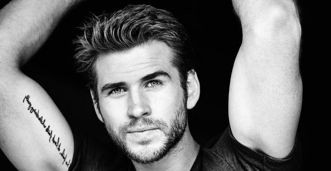 'Subang Hidung' Liam Hemsworth Bikin Peminat Tak Keruan
