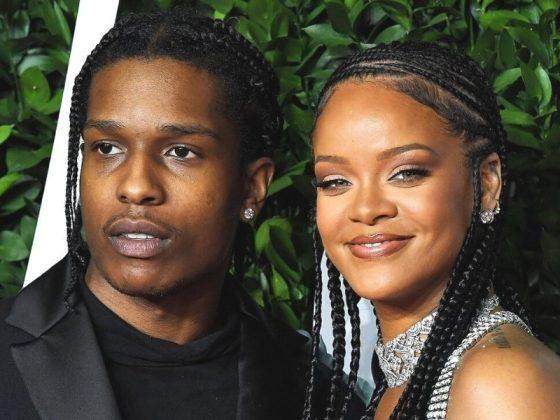 """""""Dia Cinta Hati Saya"""" - A$AP Rocky Sahkan Hubungan Dengan Rihanna"""