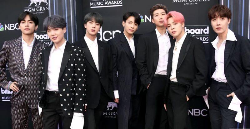 BTS Menang Besar Di Billboard Music Awards 2021