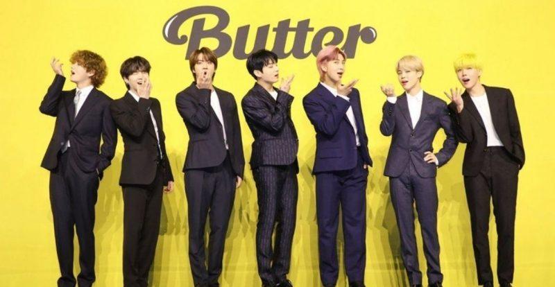 Butter BTS Berjaya Pecah 5 Guinness World Records