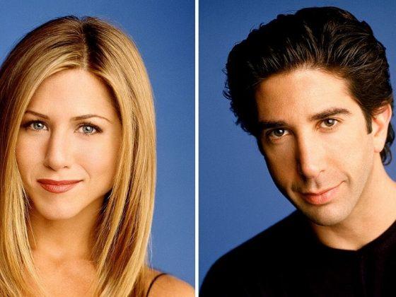 Jennifer Aniston & David Schwimmer Benar-Benar Bercinta Dalam Friends?