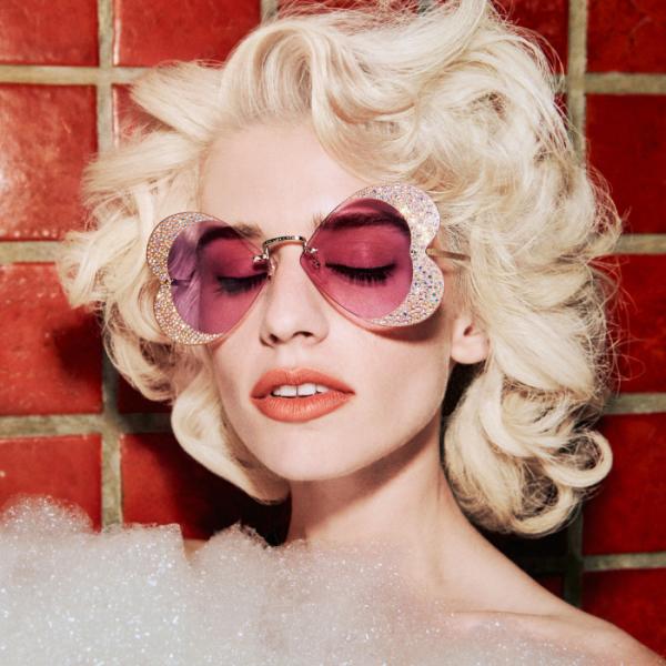 Hollywood Forever, Kaca Mata Hitam Glamor Cetusan Gucci