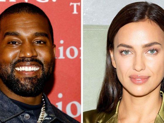 Kanye West & Irina Shayk Dirakam Menikmati Percutian Romantis Di Perancis