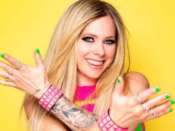 Avril Lavigne Ubati Kerinduan Peminat Dengan Video TikTok Sk8er Boi