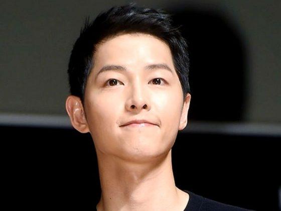 Jalani Kuarantin Kendiri, Song Joong-Ki Disahkan Positif Covid-19?