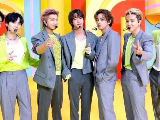 Lagu BTS, Permission To Dance Raih 10 Juta Tontonan Di YouTube Dalam Satu Jam