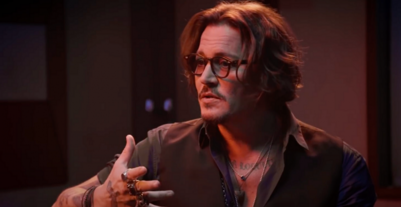 Johnny Depp Sauvage